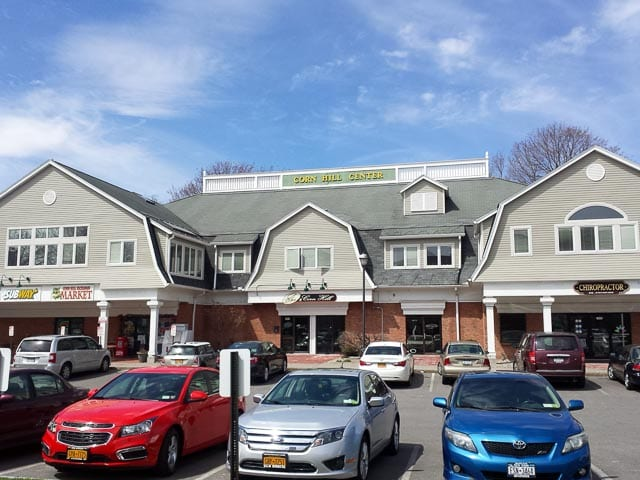 Cornhill Center: Retail/Office Commercial Property by Mark IV Enterprises: Rochester, NY